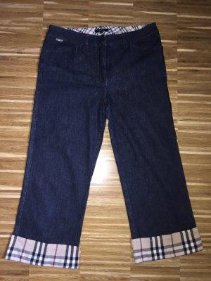 Burberry 3/4-broek donkerblauw