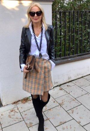 Burberry Miniskirt multicolored