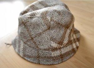 Burberry Chapeau en laine multicolore laine