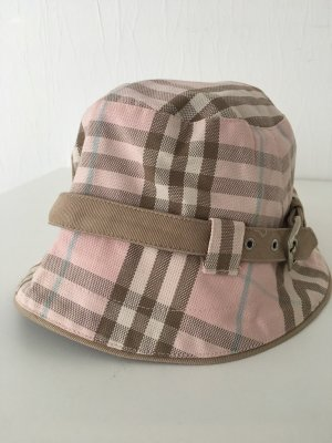 Burberry London Cappello da pescatore rosa pallido