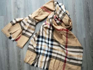Burberry inspired Schal