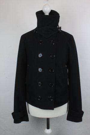 Burberry Vareuse noir laine