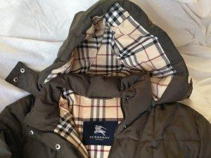 Burberry Down Coat khaki