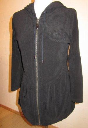 BURBERRY: Jacke mit Kapuze, schwarz, Gr. L/38