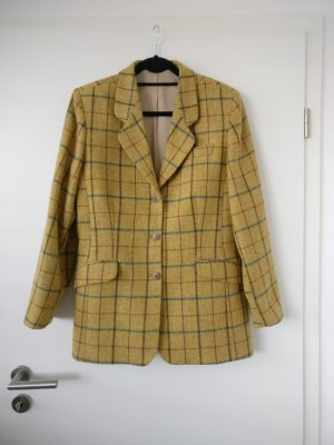 Burberry Wool Blazer multicolored