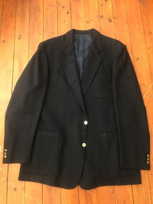 Burberry Pea Jacket multicolored