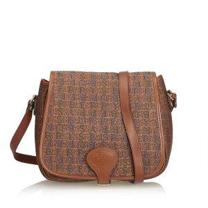 Burberry Jacquard Crossbody Bag