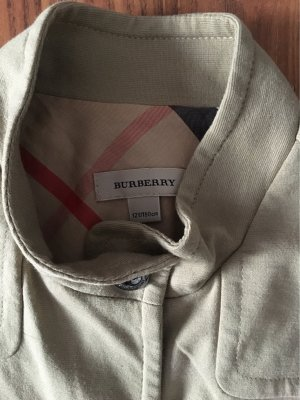 Burberry Short Jacket cream-oatmeal