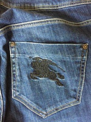 Burberry Jeans blu scuro Cotone