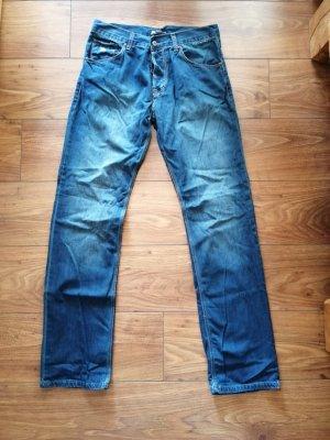 Burberry Jeans boyfriend blu-blu scuro