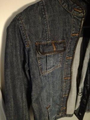 burberry Jeans Jacke