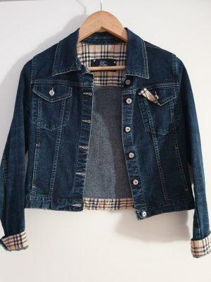 Burberry Denim Jacket dark blue