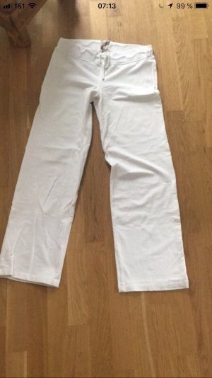 Burberry Trackies white