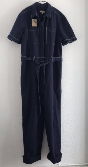Burberry Jumpsuit dark blue
