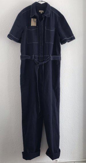 Burberry Mono azul oscuro