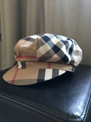 Burberry Béret multicolore