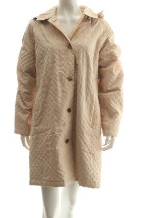 Burberry Manteau à capuche motif à carreaux élégant