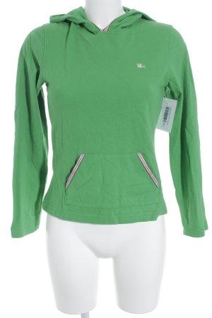 Burberry Kapuzenshirt mehrfarbig sportlicher Stil