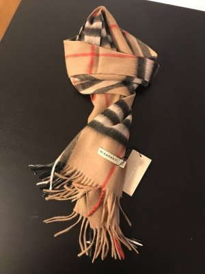 Burberry Cashmere Scarf multicolored