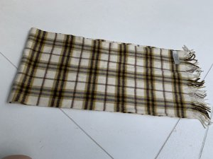 Burberry Sciarpa in cashmere marrone