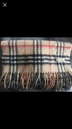 Burberry London Bufanda de cachemir multicolor