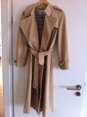 Burberry Trench beige Cotone