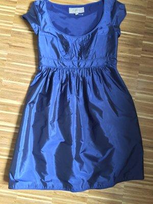 Burberry Robe mi-longue bleu