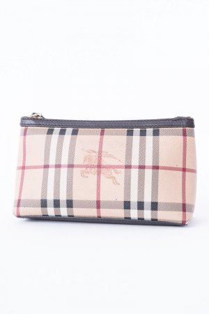 Burberry Bagage multicolore faux cuir