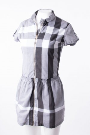 Burberry Shortsleeve Dress multicolored cotton