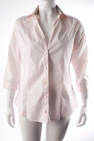 Burberry Langarmbluse rosa