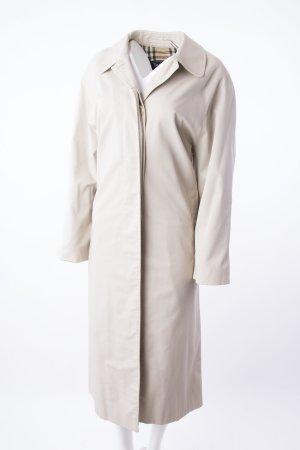 BURBERRY - Langer Vintage Trenchcoat Beige