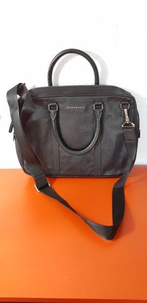 Burberry Laptop Tasche in schwarz