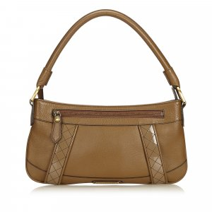 Burberry Handbag brown leather