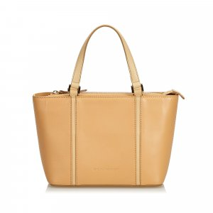 Burberry Handbag light brown leather