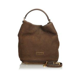 Burberry Leather Satchel