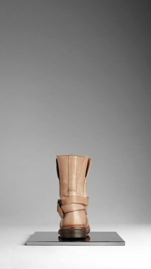 Burberry Shoes beige leather