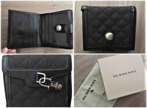 Burberry Wallet multicolored leather