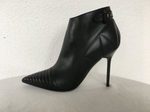Burberry London Low boot noir cuir