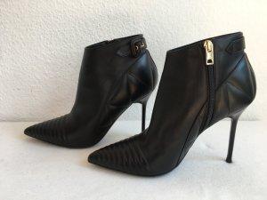 Burberry London, Ankle Boots, Leder, schwarz, 40, neuwertig, € 650,-