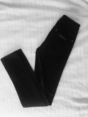 Burberry London Black Skinny Jeans