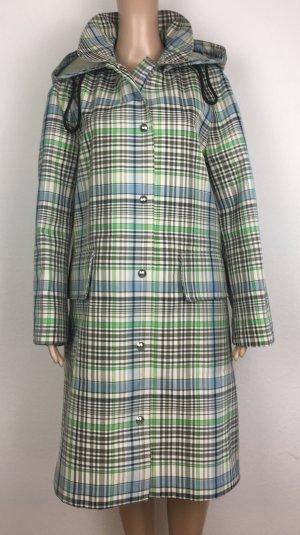 Burberry London Manteau de pluie vert polyester