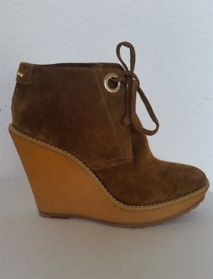 Burberry London, Boots, Veloursleder, 39,5, neu, € 650,-