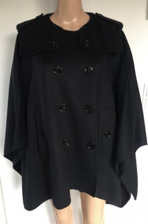 Burberry London, Cape, Cashmere, Mitternachtsblau, L, € 2.500,-