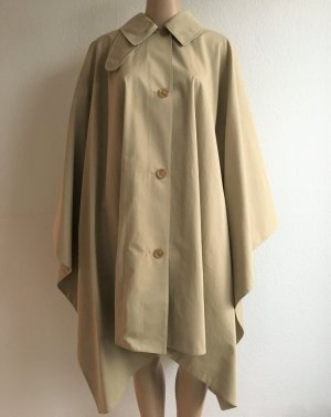 Burberry London, Cape, pale beige, Baumwolle, XS/S, neu, € 1.600,-