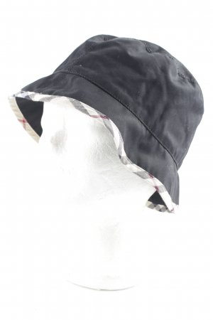 Burberry London Bucket Hat multicolored casual look