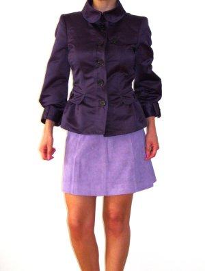 Burberry London Jacke Violett Lila 34 XS S NEU Blouson