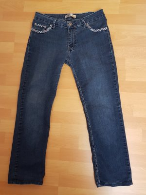 Burberry London Jeans Hose Gr. 33 in Blau