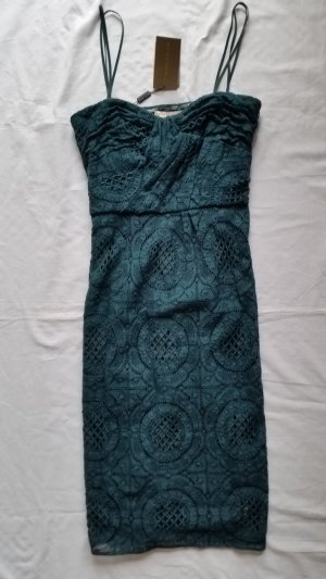 Burberry London, Kleid Sonya, Teal Green, 40, neu, $ 2.000,-