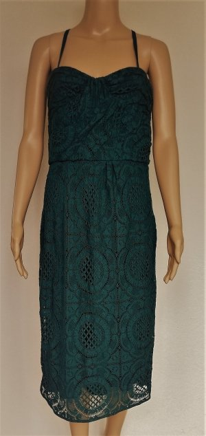 Burberry London, Kleid, Teal Green, 40 (It. 44), neu, € 2.000,-