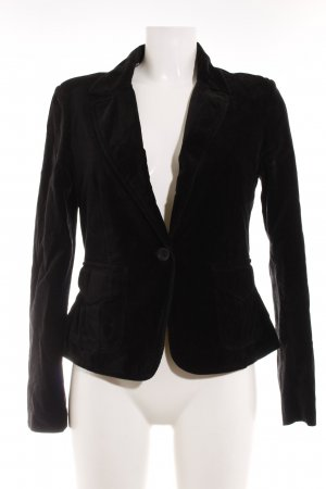 Burberry London Kurz-Blazer schwarz Elegant